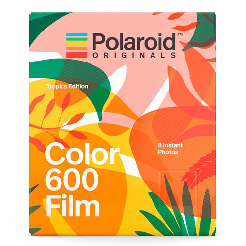 Polaroid 600 - Color - Tropical Editon