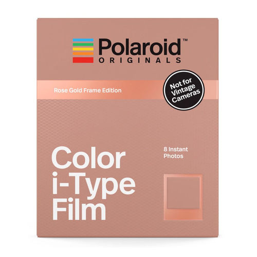 Polaroid i-Type - Color Rose Gold Edition