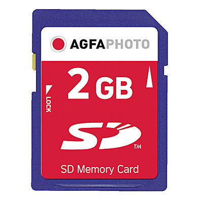 Agfa SD Card 2 Gb