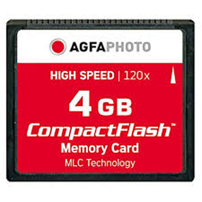 AgfaPhoto CompactFlash 4 Gb