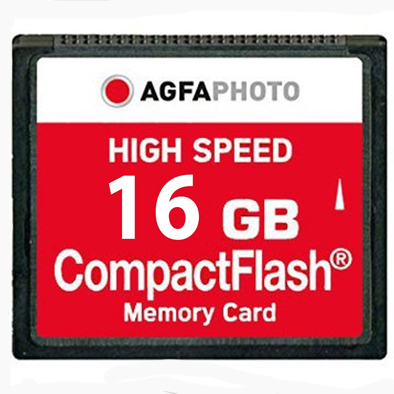 AgfaPhoto CompactFlash 16 Gb