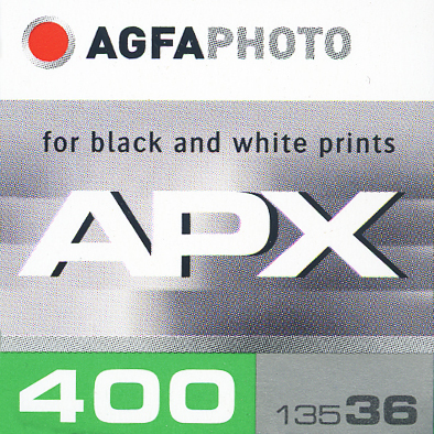 Agfa APX 400 135/36 pose