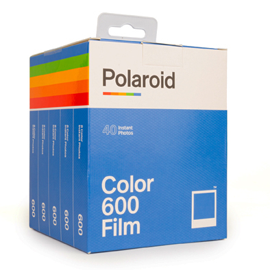 Polaroid 600 Color - 40 Foto
