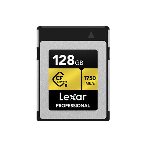 Lexar Professional CFExpress 128 GB Type B Card